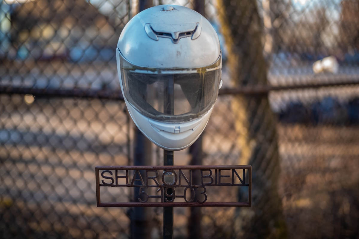 Sharon Bein Memorial, Red Hook Brooklyn