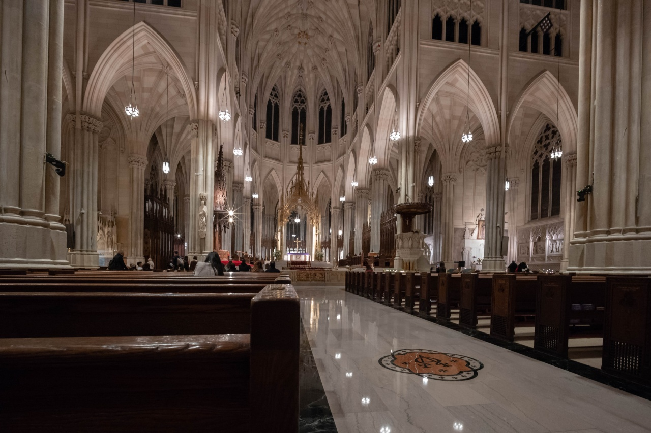 St. Patrick's Cathedral – Lent 2019