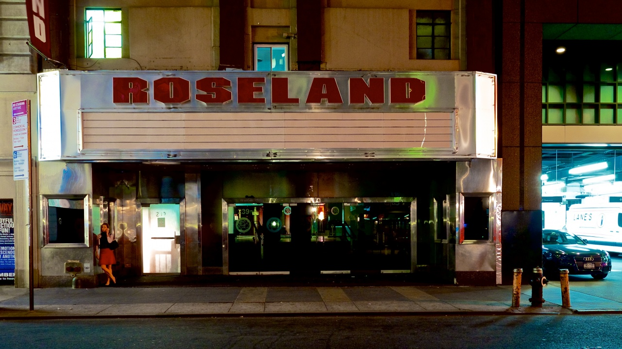 Come Dancing – Goodbye, Roseland